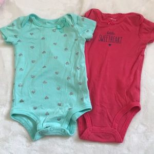 Carters onesie bundle